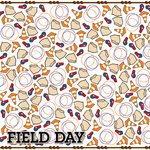 Reminisce - 12 x 12 Paper - Field Day