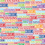 Reminisce - 12 x 12 Paper - Cousins Word