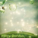 Reminisce - 12 x 12 Paper - Fairy Garden