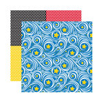 Reminisce - Real Magic Collection - 12 x 12 Double Sided Paper - Magic Stars