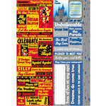 Reminisce - Real Magic Collection - Disney - Die Cut Cardstock Stickers - Quote
