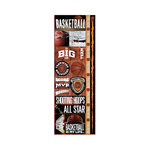 Reminisce - Real Sports Collection - Cardstock Stickers - Combo - Basketball