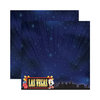 Reminisce - Signature Series Collection - 12 x 12 Double Sided Paper - Las Vegas