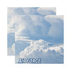 Reminisce - Signature Series Collection - 12 x 12 Double Sided Paper - Air Force