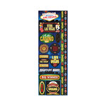 Reminisce - Signature Series Collection - Cardstock Stickers - Combo - Las Vegas