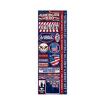Reminisce - Signature Series Collection - Cardstock Stickers - Combo - American Hero