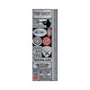 Reminisce - Signature Series Collection - Cardstock Stickers - Combo - Top Shot