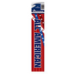 Reminisce - Cardstock Stickers - Signature Title - All American