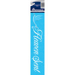 Reminisce - Cardstock Stickers - Signature Title - Heaven Sent Blue