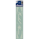 Reminisce - Cardstock Stickers - Signature Title - Bridal Shower