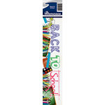 Reminisce - Cardstock Stickers - Signature Title - Back to School