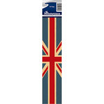Reminisce - Cardstock Stickers - Signature Title - UK Flag