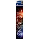 Reminisce - Cardstock Stickers - Signature Title - Fireworks
