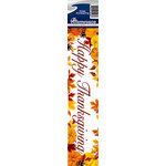 Reminisce - Cardstock Stickers - Signature Title - Happy Thanksgiving