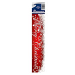 Reminisce - Cardstock Stickers - Signature Title - Merry Christmas Red