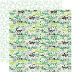 Reminisce - Shenanigans Collection - 12 x 12 Double Sided Paper - Shenanigans