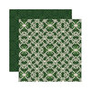 Reminisce - Shamrock Collection - 12 x 12 Double Sided Paper - Celtic Knot