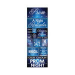 Reminisce - The Graduate Collection - Cardstock Stickers - Graphic - Prom