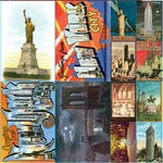 Reminisce - Travelogue Collection - 12 x 12 Cardstock Stickers - Travelogue New York