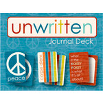 Reminisce - Unwritten Collection - Designer Card Deck - Journal and Quote, CLEARANCE