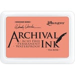 Ranger Ink - Wendy Vecchi - Archival Ink Pads - Tea Rose