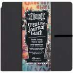 Ranger Ink - Dylusions Creative Journal - Square - Black