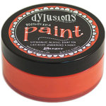 Ranger Ink - Dylusions Paint - Postbox Red