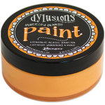 Ranger Ink - Dylusions Paint - Squeezed Orange