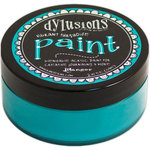 Ranger Ink - Dylusions Paint - Vibrant Turquoise