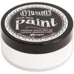 Ranger Ink - Dylusions Paint - White Linen
