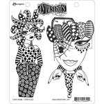 Ranger Ink - Dylusions Stamps - Unmounted Rubber Stamps - Endeavour