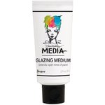 Ranger Ink - Dina Wakley Media - Glazing Medium - 2 Ounce Tube