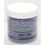 Ranger Ink - Ultra Thick Embossing Enamel - Brightz - Violet, CLEARANCE