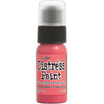 Ranger Ink - Tim Holtz - Distress Paint - Abandoned Coral