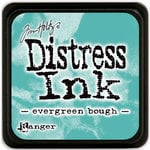 Ranger Ink - Tim Holtz - Distress Ink Pads - Mini - Evergreen Bough