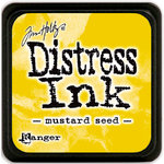 Ranger Ink - Tim Holtz - Distress Ink Pads - Mini - Mustard Seed
