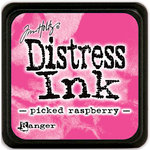 Ranger Ink - Tim Holtz - Distress Ink Pads - Mini - Picked Raspberry