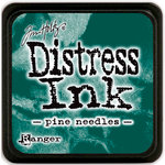 Ranger Ink - Tim Holtz - Distress Ink Pads - Mini - Pine Needles