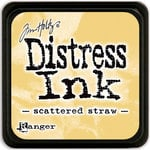 Ranger Ink - Tim Holtz - Distress Ink Pads - Mini - Scattered Straw