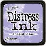 Ranger Ink - Tim Holtz - Distress Ink Pads - Mini - Shaded Lilac