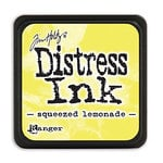 Ranger Ink - Tim Holtz - Distress Ink Pads - Mini - Squeezed Lemonade