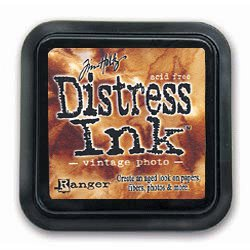 Ranger Ink - Tim Holtz Distress Ink Pads - Vintage Photo