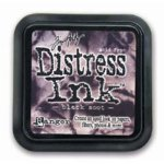Tim Holtz Distress Ink Pads - Black Soot