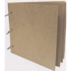Rusty Pickle - 12x12.5 Chipboard Album, CLEARANCE