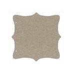 Rusty Pickle - Chipboard Album - 6 x 6 Fancy, CLEARANCE