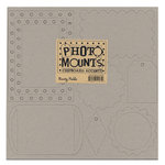 Rusty Pickle - Chipboard Accents - Photomount, CLEARANCE