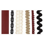 Rusty Pickle - Mayflower Collection - Trim Ribbon Lace , CLEARANCE