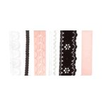 Rusty Pickle - Pirate Princess Collection - Trim Ribbon Lace