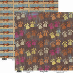 Rusty Pickle - Double Sided Paper - Animal Haven Collection - Brandy's Paw Prints