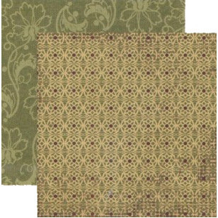 Rusty Pickle - Guenivere Collection - Doublesided Paper - Camelot